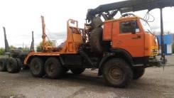 Камаз 43118 Сайгак. Продам Камаз 43118 лесовоз с манипулятором, 10 850 куб. см., 20 900 кг.