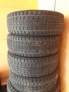 Dunlop DSX. Зимние, без шипов, 2009 год, износ: 30%, 4 шт
