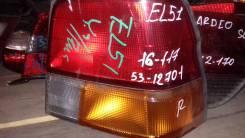 Стоп-сигнал. Toyota Corsa, EL51 Toyota Tercel, EL51 Toyota Corolla II, EL51