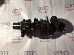 Коленвал. Audi: S8, Quattro, A5, A6, S5, A4, S4, S6, A6 allroad quattro, Q5, Coupe, A8 Двигатели: BHT, ASB, BSB, BGK, BFL, BGN, BFM, BBJ, BNG, BSM, AS...