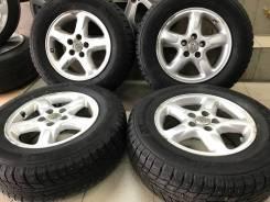 Комплект зимних Toyota 225/70 R16. 6.5x16 5x114.30 ET42 ЦО 60,1мм.