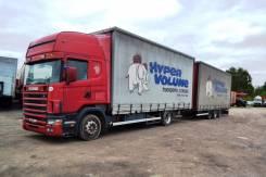 Scania. R124, 11 700 куб. см., 12 000 кг.