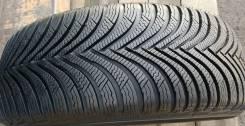 Michelin Alpin 5. зимние, без шипов, 2015 год, б/у, износ 10%