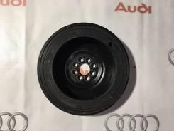 Шкив коленвала. Audi: A6 allroad quattro, Q5, S6, Quattro, S8, S5, S4, Coupe, A8, A5, S, A4, A7, A6 Двигатели: ASB, AUK, BNG, BPP, BSG, AAH, CAEB, CAG...