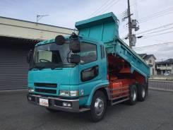 Mitsubishi Fuso Super Great. Mitsubishi FUSO Super Great, 17 000 куб. см., 14 000 кг. Под заказ