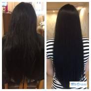 Кератиновое выпрямления, лечение, ваших волос