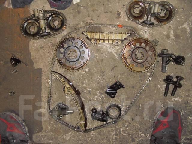 Ремкомплект системы газораспределения. Nissan: Cedric, Maxima, Cefiro, Gloria, Fuga Двигатель VQ20DE