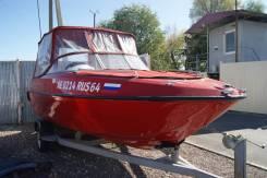 Blash. Год: 2008 год, длина 5,75м., двигатель подвесной, 140,00л.с., бензин