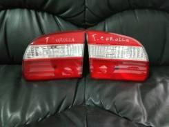 Фонарь вставка багажника левая Corolla Ae110. Toyota Corolla, AE110