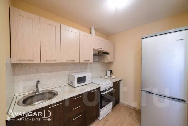 2-комнатная, улица Жигура 26. Третья рабочая, 54 кв.м. Кухня