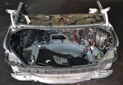 Задняя часть автомобиля. BMW 7-Series, E65, E66