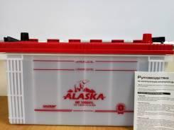 Alaska. 100А.ч., Обратная (левое), производство Корея