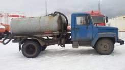 ГАЗ 3307. Автоцистерна , 600 куб. см., 5,00куб. м.