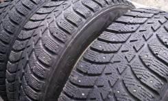 Bridgestone Ice Cruiser 5000. Зимние, шипованные, 2014 год, износ: 30%, 1 шт