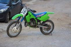 Kawasaki KX 125. 125 куб. см., исправен, птс, с пробегом