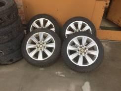 Оригинальный комплект колёс на Ниссан шины+диски. 7.5x18 5x114.30 ET40 ЦО 73,1мм.