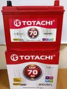 Totachi. 70 А.ч., левое крепление, производство Корея