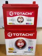 Totachi. 80А.ч., Обратная (левое), производство Корея