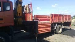 Shaanxi Shacman. Манипульятор 2012 года. Sancman, 3 000 куб. см., 5 000 кг.