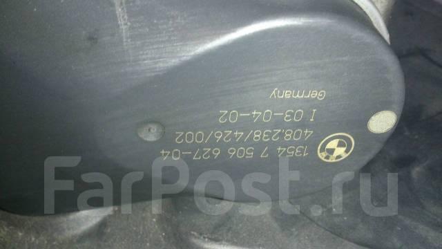 Заслонка дроссельная. BMW 7-Series, E65, E66, E67 BMW 5-Series, E60, E61 BMW 6-Series, E63, E64 BMW X5, E53 Двигатели: N62B44, N62B48