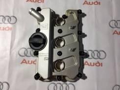 Крышка головки блока цилиндров. Audi: S6, A8, Coupe, S8, A5, A4, A6, S4, A7, A6 allroad quattro, S5, Q7, Quattro, Q5 Двигатель CALA