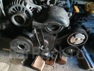 Двигатель в сборе. Subaru Legacy Lancaster, BH9 Двигатель EJ25