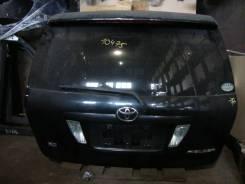 Дверь багажника. Toyota Corolla Fielder, ZZE122, ZZE123, ZZE124, CE121G, NZE121G, ZZE124G, NZE124, CE121, ZZE123G, NZE121, ZZE122G, NZE120, NZE124G