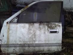 Дверь передняя левая на запчасти от Toyota Cresta 1990 год