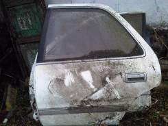 Дверь левая задняя на запчасти от Toyota Cresta 1990 год