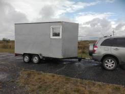 Alaska 71432. Легковой прицеп дом, 750 кг.