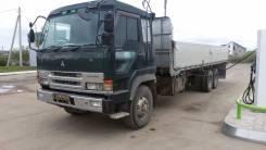 Mitsubishi Fuso. Продам бортовой грузовик с манипулятором Митцубиси фусо, 12 000 куб. см., 14 000 кг.