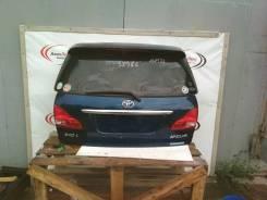 Дверь багажника. Toyota Ipsum, ACM26W, ACM21, ACM21W, ACM26