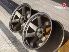 RAYS VOLK RACING TE37 SL. 9.0x18, 5x100.00, ET30, ЦО 73,1мм.