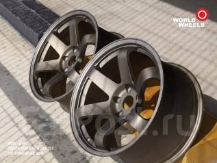 RAYS VOLK RACING TE37 SL. 10.0x18, 5x114.30, ET18, ЦО 73,1мм. Под заказ