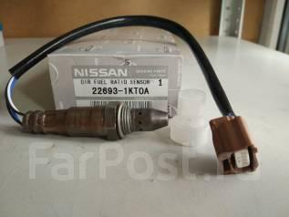 Датчик кислородный. Nissan Qashqai, J10E Nissan Qashqai+2, JJ10E Nissan Juke, F15E Двигатель HR16DE
