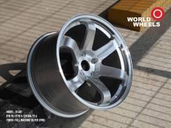 RAYS VOLK RACING TE37 SL. 10.0x18, 5x120.00, ET18, ЦО 72,6мм.