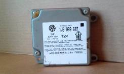 Блок управления Airbag - Volkswagen Passat ) 2001-2004 | 1J0909607