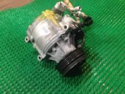 Компрессор кондиционера. Subaru Legacy, BL, BL5, BL9, BLE, BP, BP5, BP9, BPE, BPH Двигатель EJ20Y