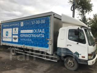 Mitsubishi Fuso Fighter. Мицубиси Фусо, 8 200 куб. см., 5 000 кг.
