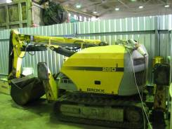 Brock. Робот-разрушитель Brokk 260 новый 2013 г., СПб