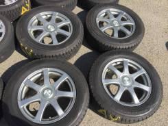 225/65R17 Dunlop grandtrek SJ8 с литьем R17 7j 48 Mazda Honda Suzuki. 7.0x17 5x100.00, 5x114.30 ET48 ЦО 73,0мм.