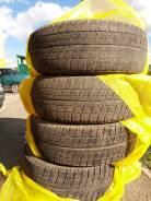 Bridgestone Blizzak Revo2. Всесезонные, 2012 год, износ: 20%, 4 шт