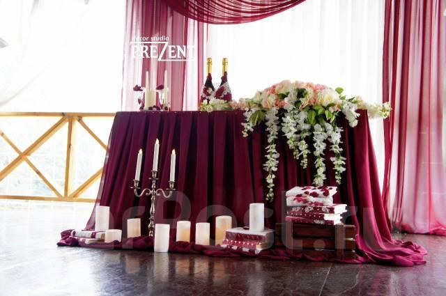 Свадьба мечты-это реальность! Свадебный декор
