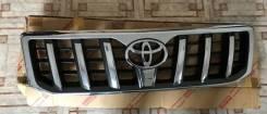 Решетка радиатора. Toyota Land Cruiser Toyota Land Cruiser Prado, GRJ120, KDJ120W, VZJ120, RZJ125W, RZJ120W, GRJ125W, TRJ120W, KDJ120, TRJ125, GRJ120W...