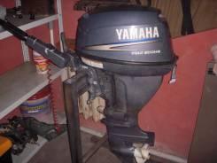 Yamaha. 15,00л.с., 4-тактный, бензиновый, нога S (381 мм), Год: 2008 год