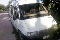 ГАЗ Соболь. Газ соболь 2752 грузопассажирский фургон, 2 300 куб. см., 800 кг.