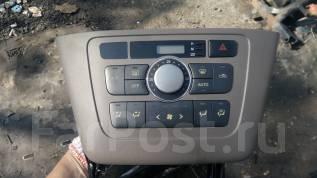 Блок управления климат-контролем. Toyota Nadia, ACN10, ACN10H, ACN15H Двигатель 1AZFSE