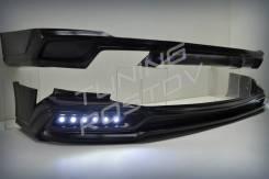 Обвес кузова аэродинамический. Lexus LX450d, URJ200, SUV, URJ201, URJ201W Lexus LX570, URJ201, SUV, URJ201W