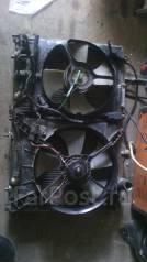 Радиатор охлаждения двигателя. Honda Inspire, CC2 Двигатель G25A