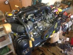 Двигатель в сборе. Subaru Legacy, BL9, BP5, BLE, BP, BL, BL5 Subaru Impreza, GH8 Двигатель EJ20Y